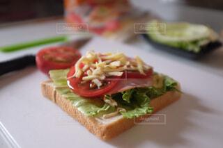 朝食の写真・画像素材[520758]
