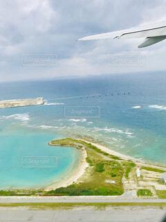空からの風景の写真・画像素材[1693013]