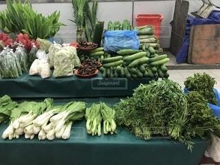 野菜いっぱいの写真・画像素材[1615096]