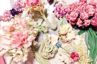 花の花束の写真・画像素材[1613639]