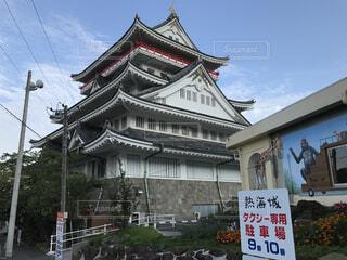熱海城の写真・画像素材[1615904]