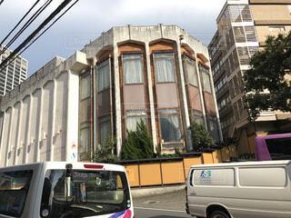 熱海の古い建築物の写真・画像素材[1615985]