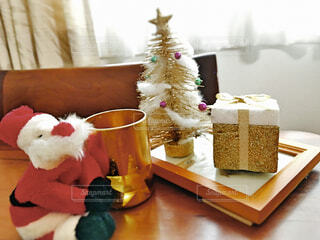 クリスマス準備の写真・画像素材[1621345]