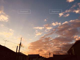 夕方の写真・画像素材[1630656]