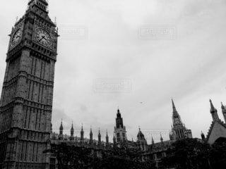 ロンドンのビッグ・ベンの写真・画像素材[1621252]