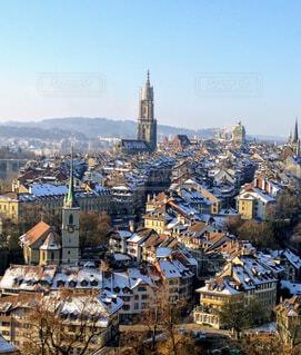 スイス・ベルンの街並み。の写真・画像素材[1626374]