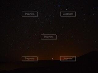 夜空の星の写真・画像素材[1618232]