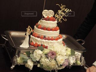 ウエディング ケーキの写真・画像素材[1618447]