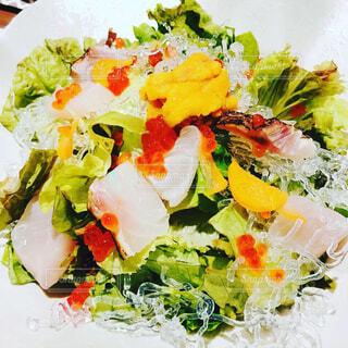 食品のプレートの写真・画像素材[1618245]