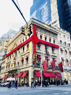 Cartier(NY)の写真・画像素材[1702289]