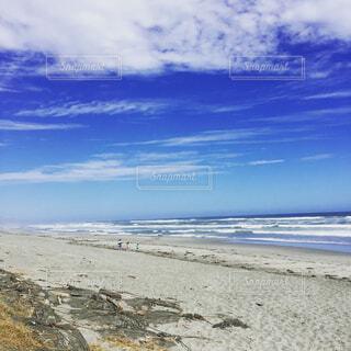 海岸と空と海の写真・画像素材[1620528]