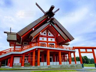 寶徳稲荷神社の写真・画像素材[1620144]