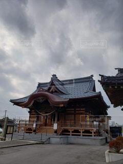 神社⛩の写真・画像素材[1624019]