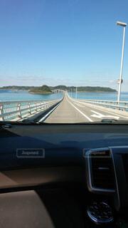 角島大橋の写真・画像素材[1627063]