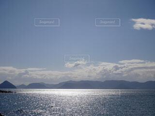 晴天の瀬戸内海の写真・画像素材[1624120]