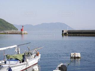 忠海港の写真・画像素材[2114379]