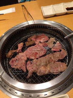 美味しいお肉がいっぱいで幸せの写真・画像素材[1623481]