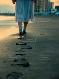 道無き道を。の写真・画像素材[1803703]