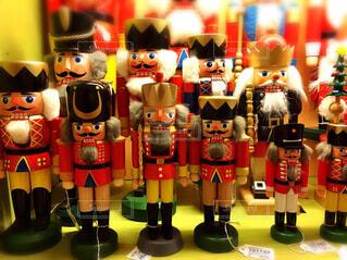 ドイツのクリスマスマーケットの写真・画像素材[1628105]