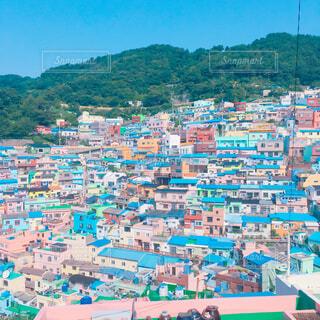 韓国のマチュピチュの写真・画像素材[1627347]