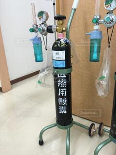 酸素の写真・画像素材[1644489]