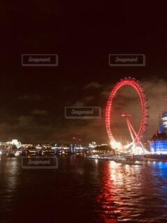ロンドンアイの写真・画像素材[1648096]