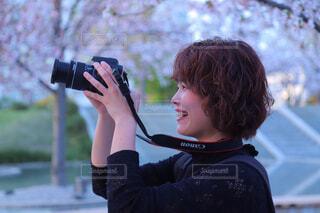 写真を撮るの写真・画像素材[1648854]
