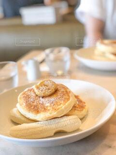 ふわふわパンケーキの写真・画像素材[2174148]