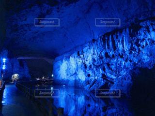 青の洞窟の写真・画像素材[1849590]
