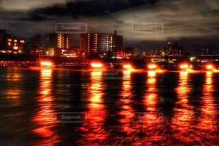 川の写真・画像素材[72899]