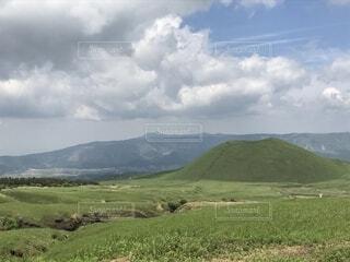 阿蘇の風景の写真・画像素材[1630025]