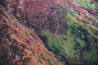 秋の那須岳・山の衣替え。の写真・画像素材[1630961]