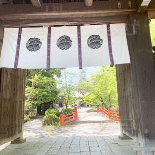 神社の素敵巡りの写真・画像素材[2177482]