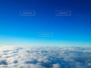 雲の絨毯の写真・画像素材[1632807]