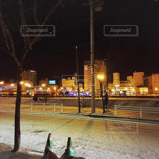 夜の写真・画像素材[13733]