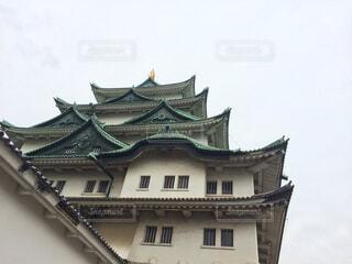 名古屋城の天守閣の写真・画像素材[1648031]
