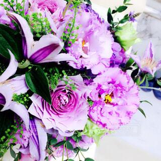 結婚式の花束💐の写真・画像素材[1636305]