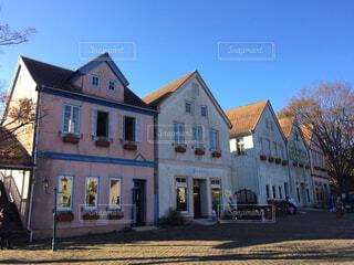ドイツ村の風景の写真・画像素材[1639370]