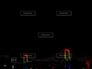 レインボーブリッジの写真・画像素材[1689497]