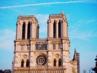 ノートルダム大聖堂の写真・画像素材[2795831]