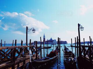 ベネチアの風景の写真・画像素材[2852722]