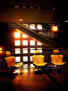 オシャレな椅子╰(*´︶`*)╯♡の写真・画像素材[1639441]