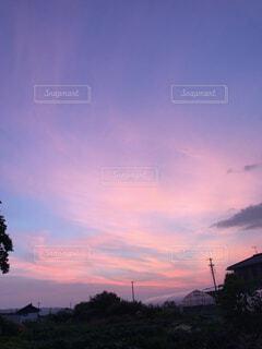 空の色の写真・画像素材[1640764]