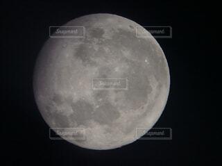 満月の夜の写真・画像素材[1639989]