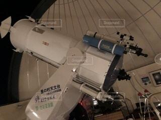 天体望遠鏡の写真・画像素材[1641532]