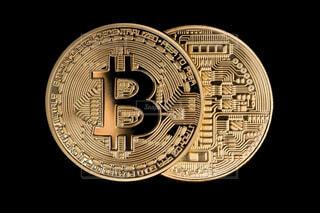 仮想通貨の写真・画像素材[1650125]