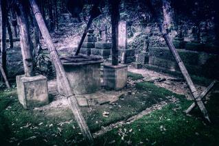 怖い井戸の写真・画像素材[1654584]