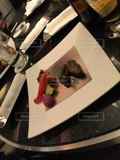プレート、食品トレイの写真・画像素材[1643135]