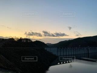 茨城県の小山ダムの写真・画像素材[3941852]