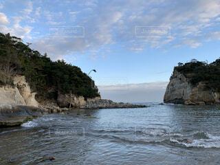 茨城県高萩市の高小浜海岸です。の写真・画像素材[3941858]